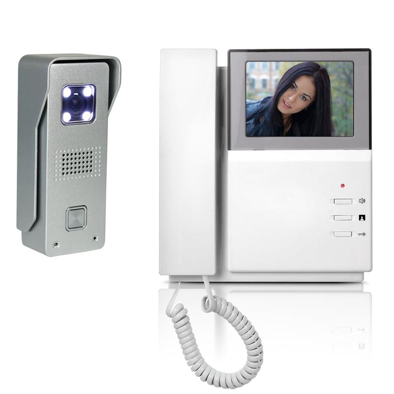 Görüntülü Kapı Diafon Sistemleri