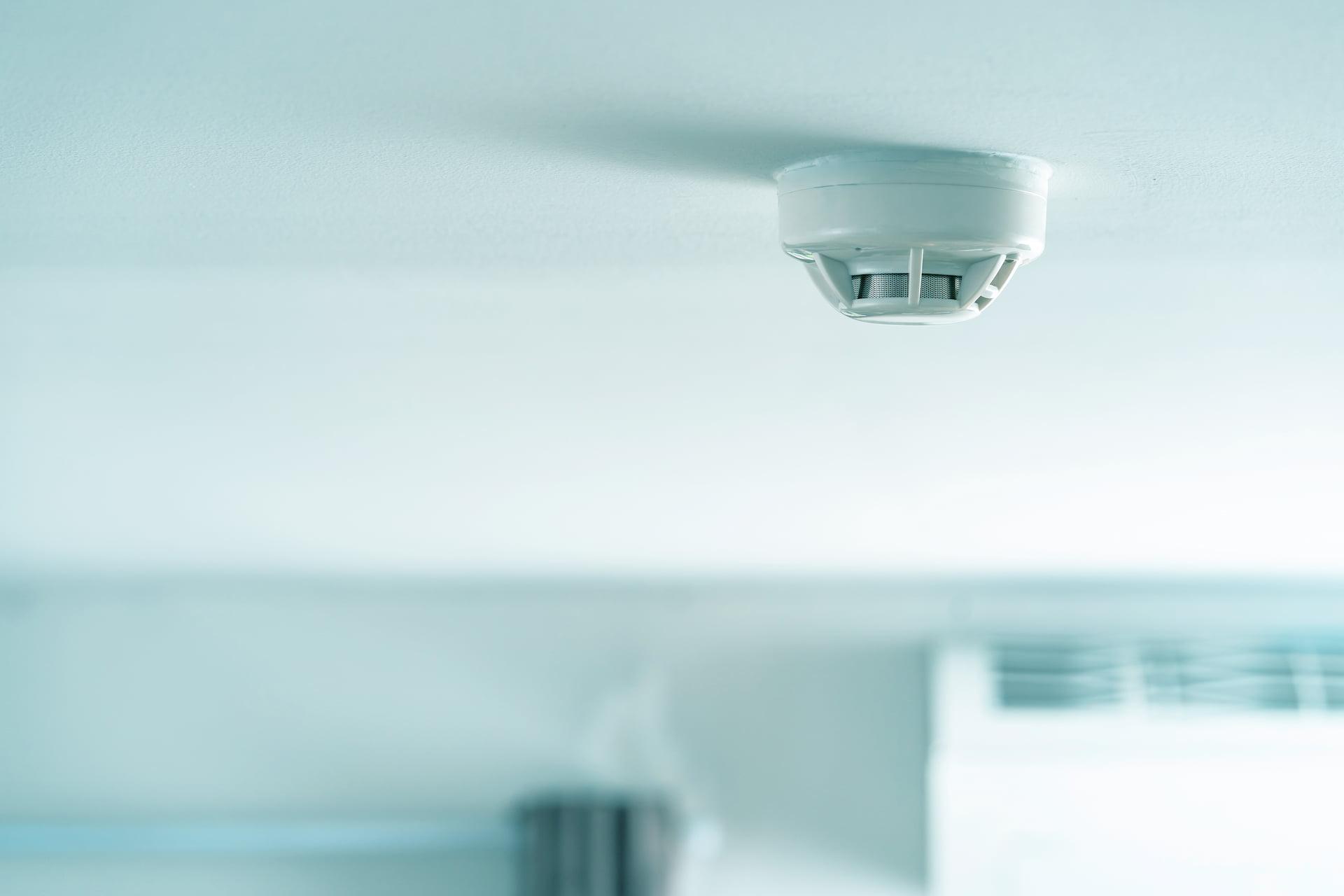 Akıllı yangın alarm sistemleri