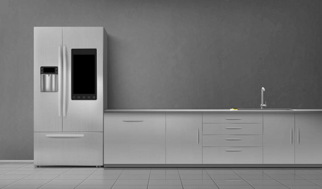 Akıllı buzdolapları