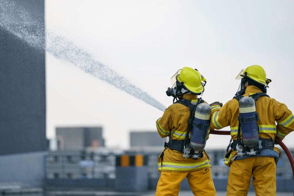 Yangınla mücadele