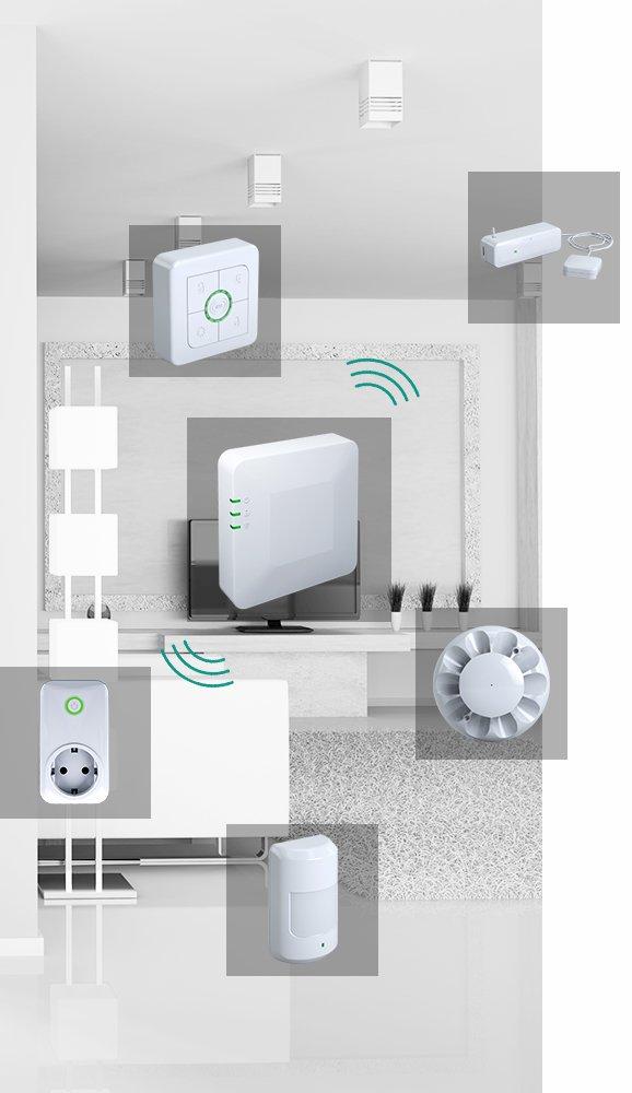 akıllı güvenlik sistemi aletleri