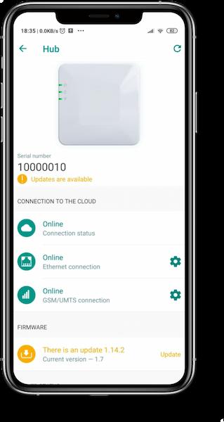akıllı güvenlik sistemi mobil uygulama